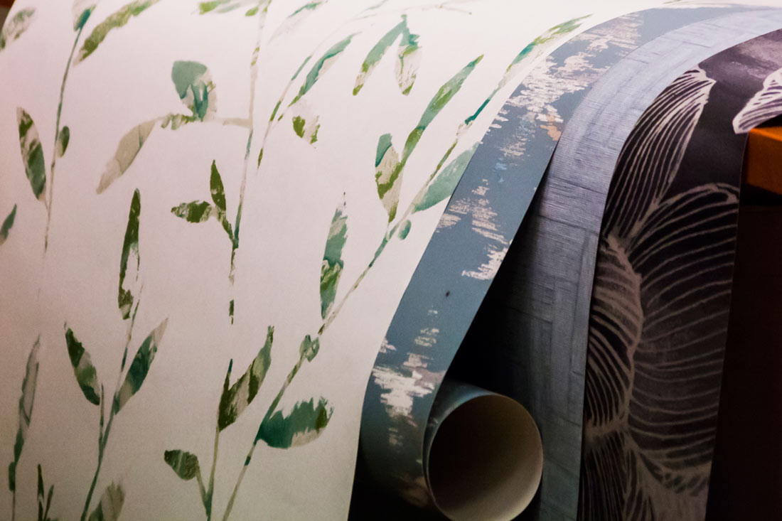 English wallcoverings and fabrics collection Autumn 2016 in interior design not to miss! Blog post: http://www.authenticinterior.com/interiors/fabric-and-wallcovering-trends-autumn-2016-absolutely-not-to-miss
