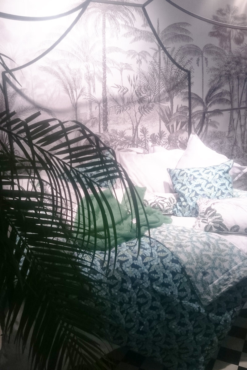 Interior design trends 2017 blog authentic interior jungle interior maison&objet