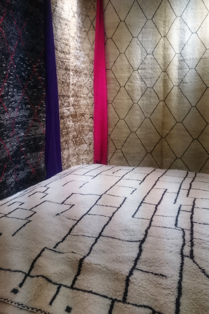 Interior-design-blog-authentic-interior-wool-rugs-beni-ourain-maison&objet
