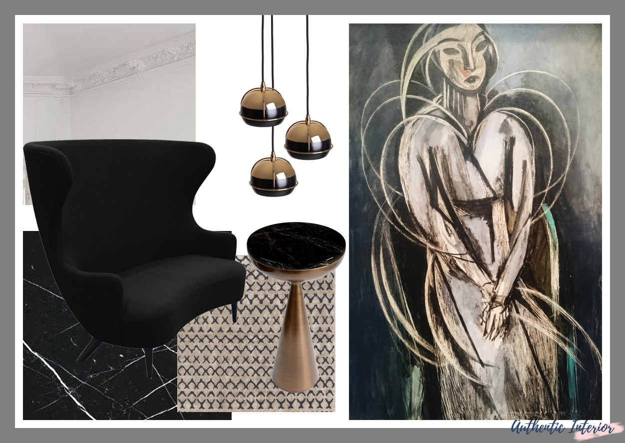 Matisse Inspired Interiors Moodboards Tom Dixon Interior design blog