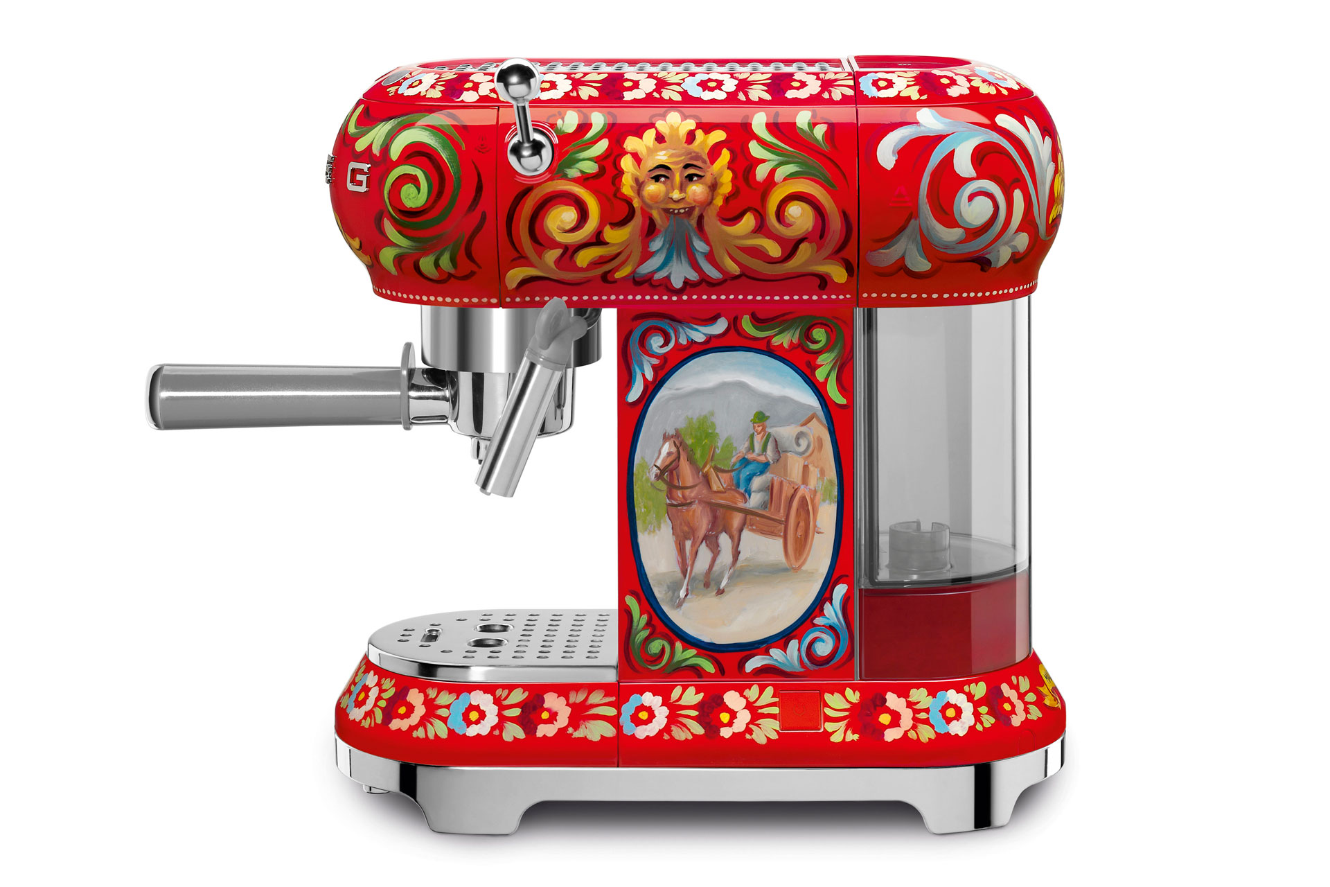 Kitchen Appliances You Want To Have Right Now From Smeg - www.authenticInterior.com Interior design blog
