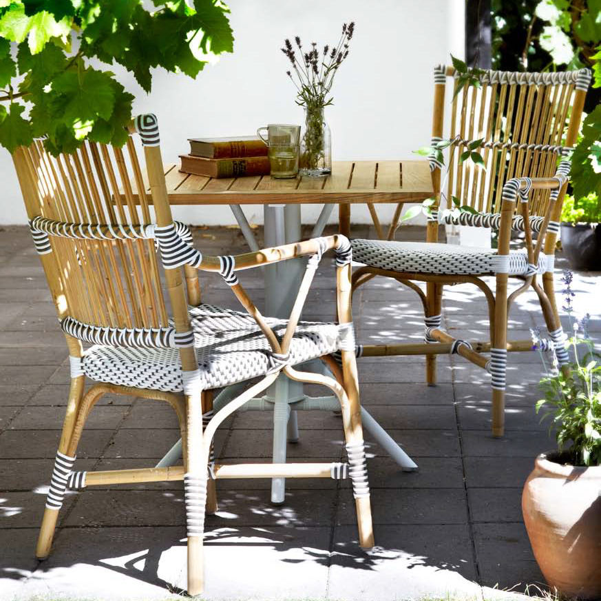 Design Finds Sika Design Perfect Rattan Furniture For