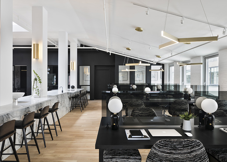 Stylish Coworking Space For Creative Professionals in Brooklyn