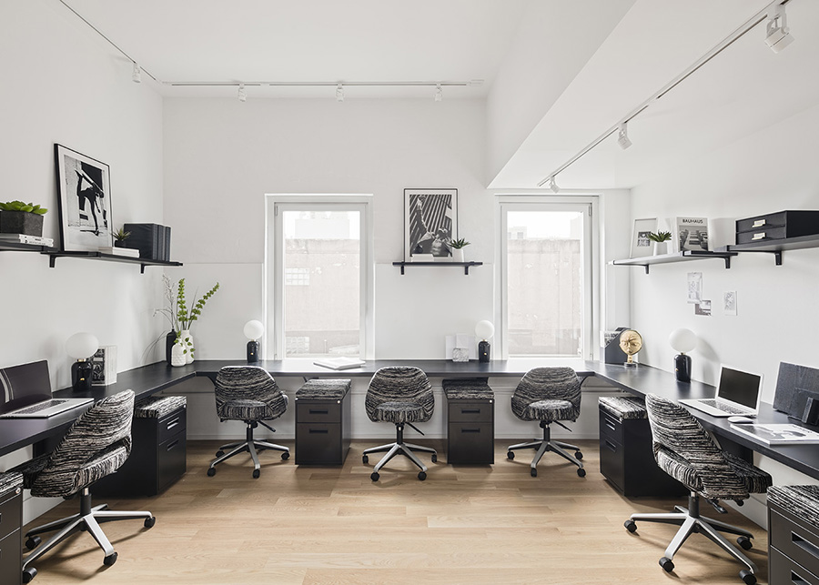 Coworking Space brooklyn - Authentic Interior Blog