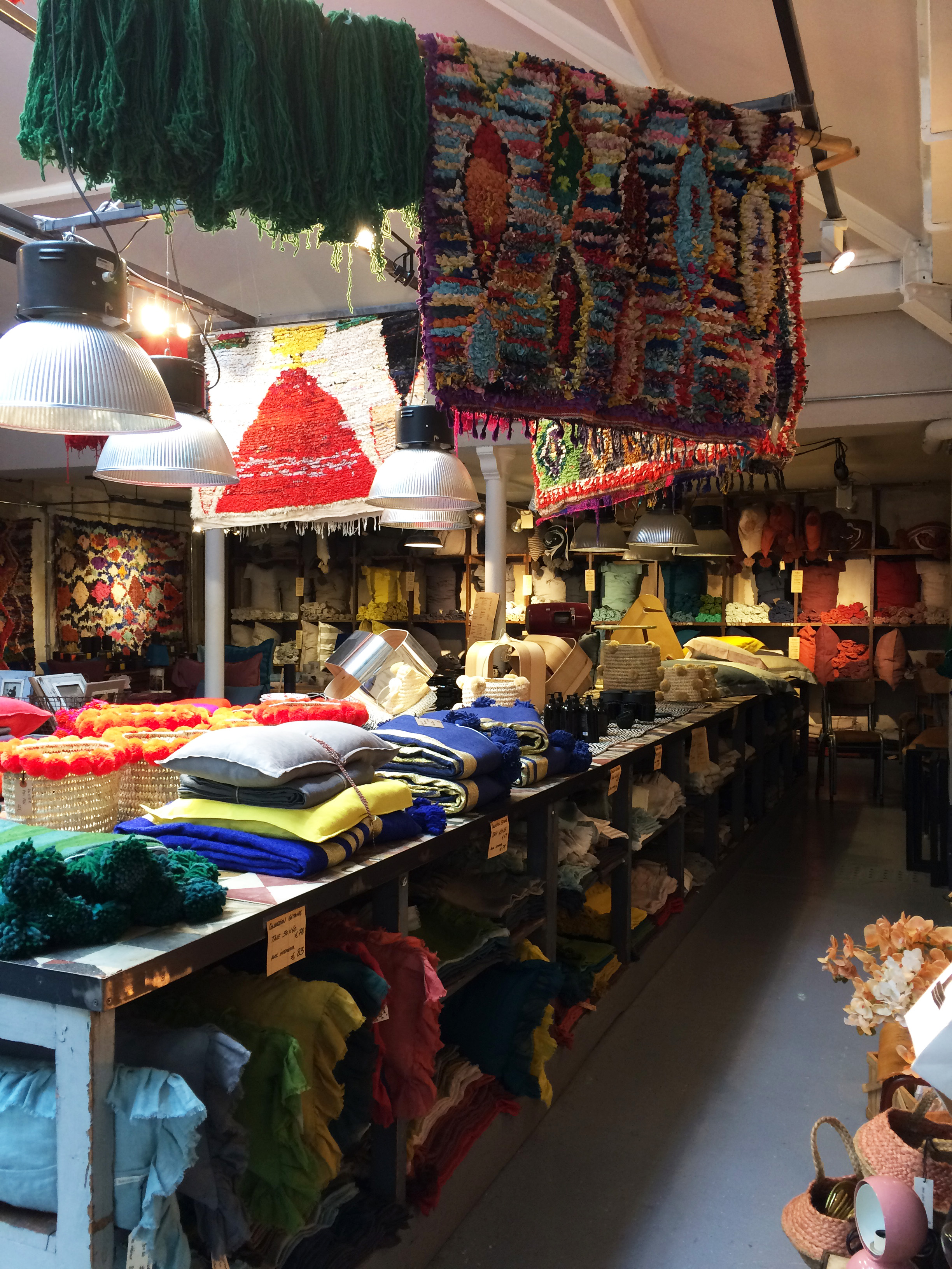 Borgo delle tovaglie Top Interior Stores In Paris Worth Visiting authentic interior