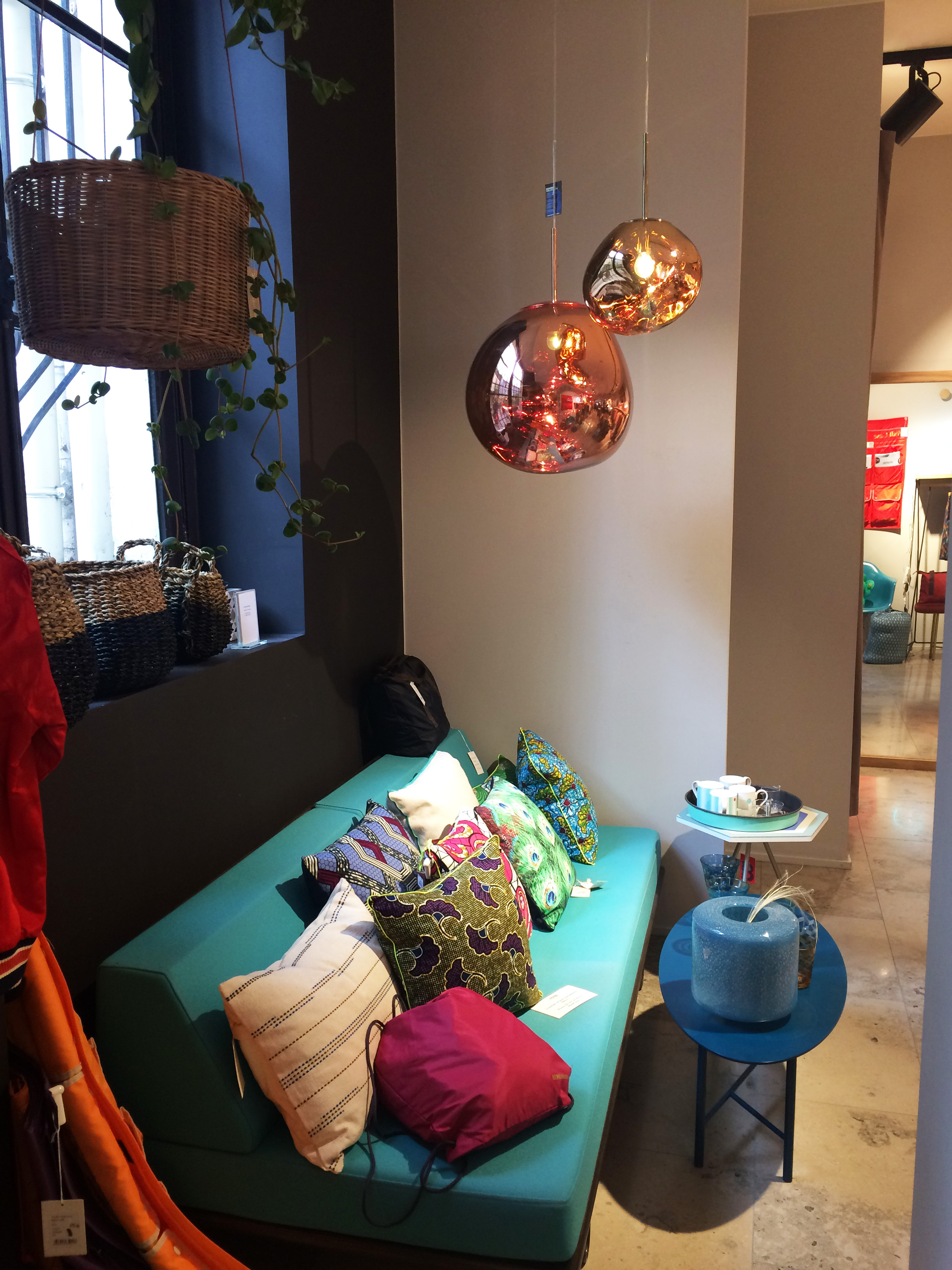 Bensimon Top Interior Stores In Paris Worth Visiting authentic interior