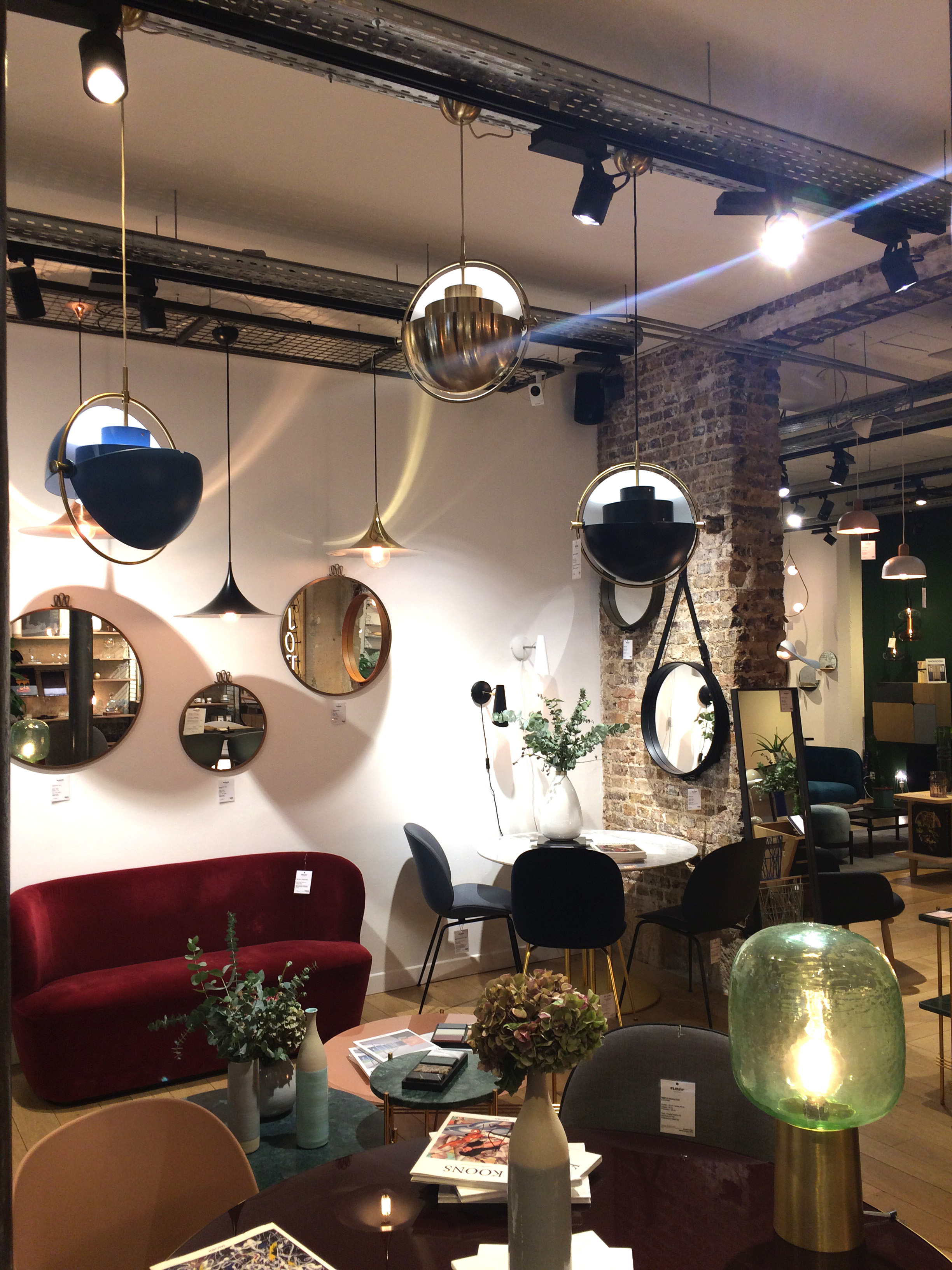 fleux concept store Top Interior Stores In Paris Worth Visiting authentic interior