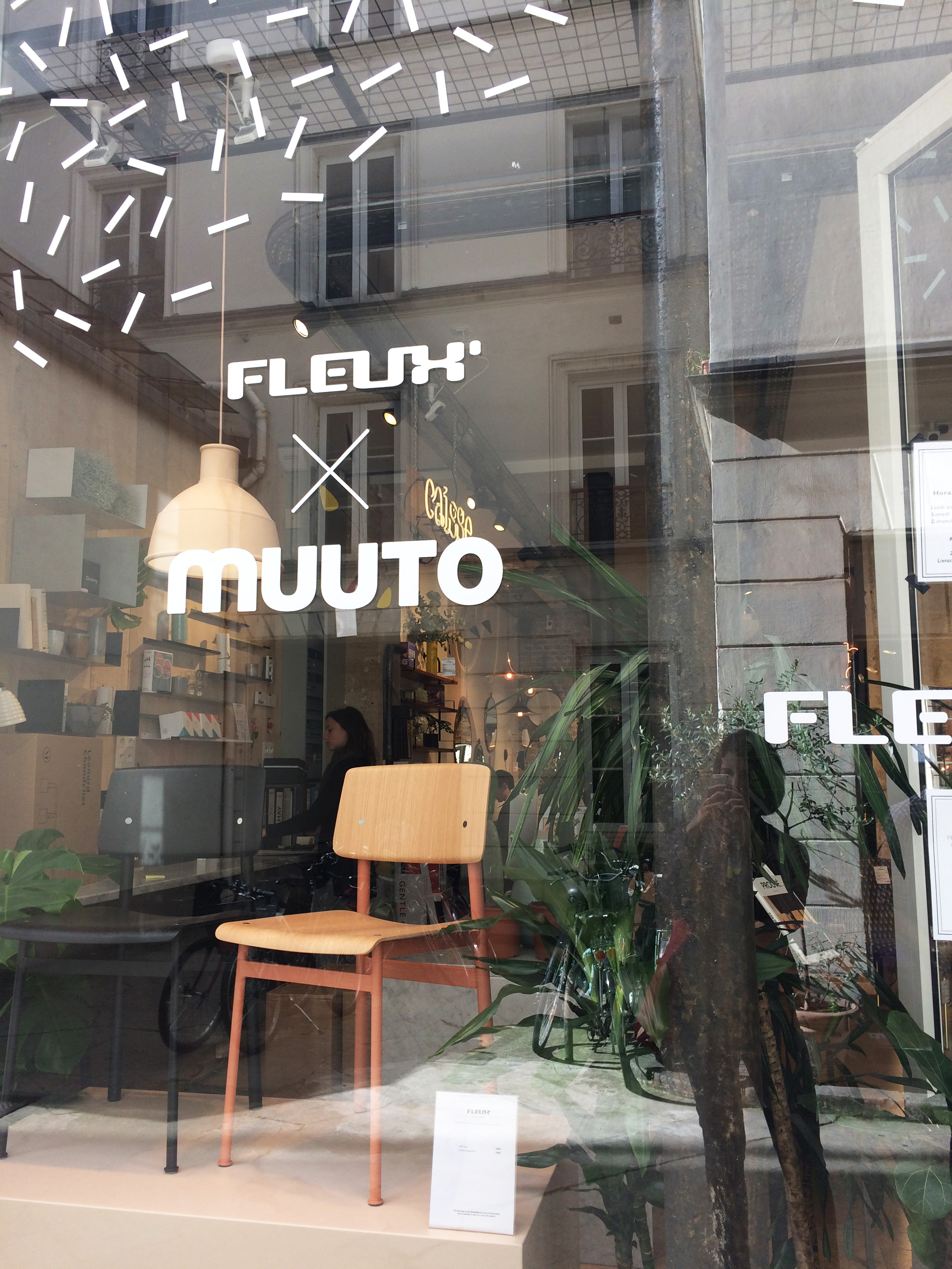 fleux concept store Top Interior Stores In Paris Worth Visiting in 2018 authentic interior