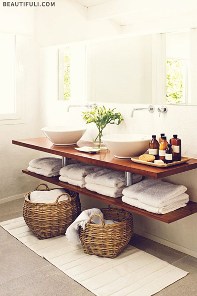 Your Guide To Blissful Spa Bathroom