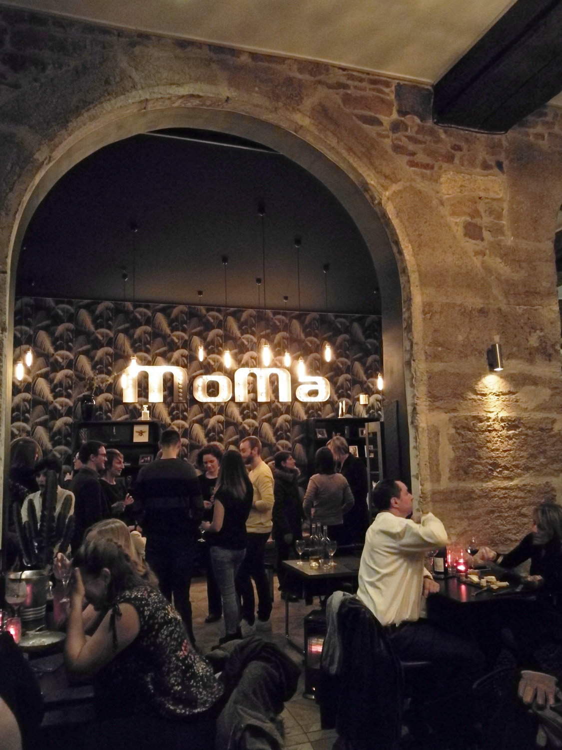 Authentic Interior Design Blog - Designer Worthy Place For Celebrating Birthday in Lyon