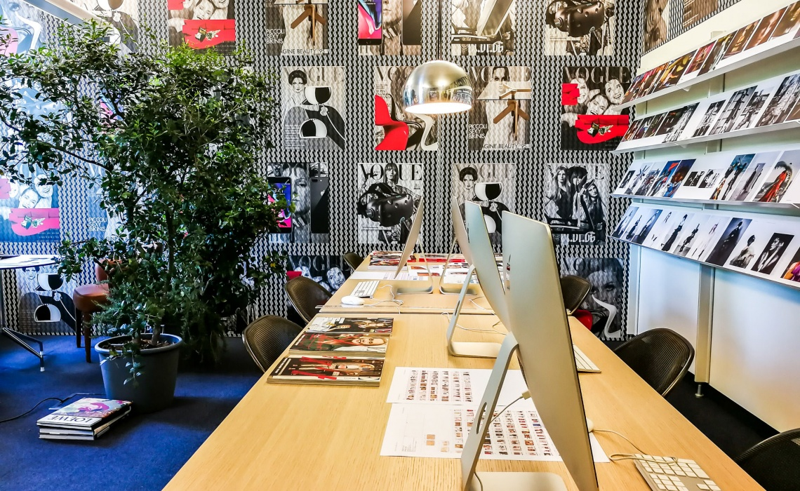 Revisited Vogue Milan Office Spaces You Will Absolutely Love