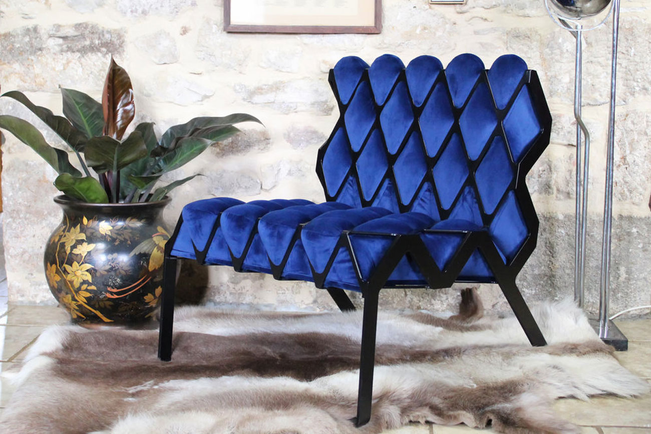 Best French Furniture Design News for 2019 - www.AuthenticInterior.com INTERIOR DESIGN BLOG