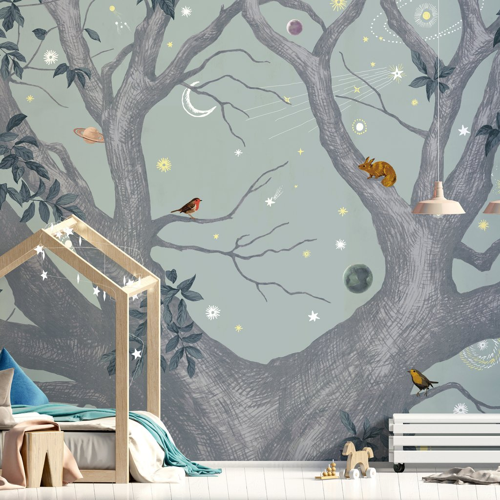 Design Made In France Beautiful Wall Mural trends 2019 - www.AuthenticInterior.com DESIGN BLOG
