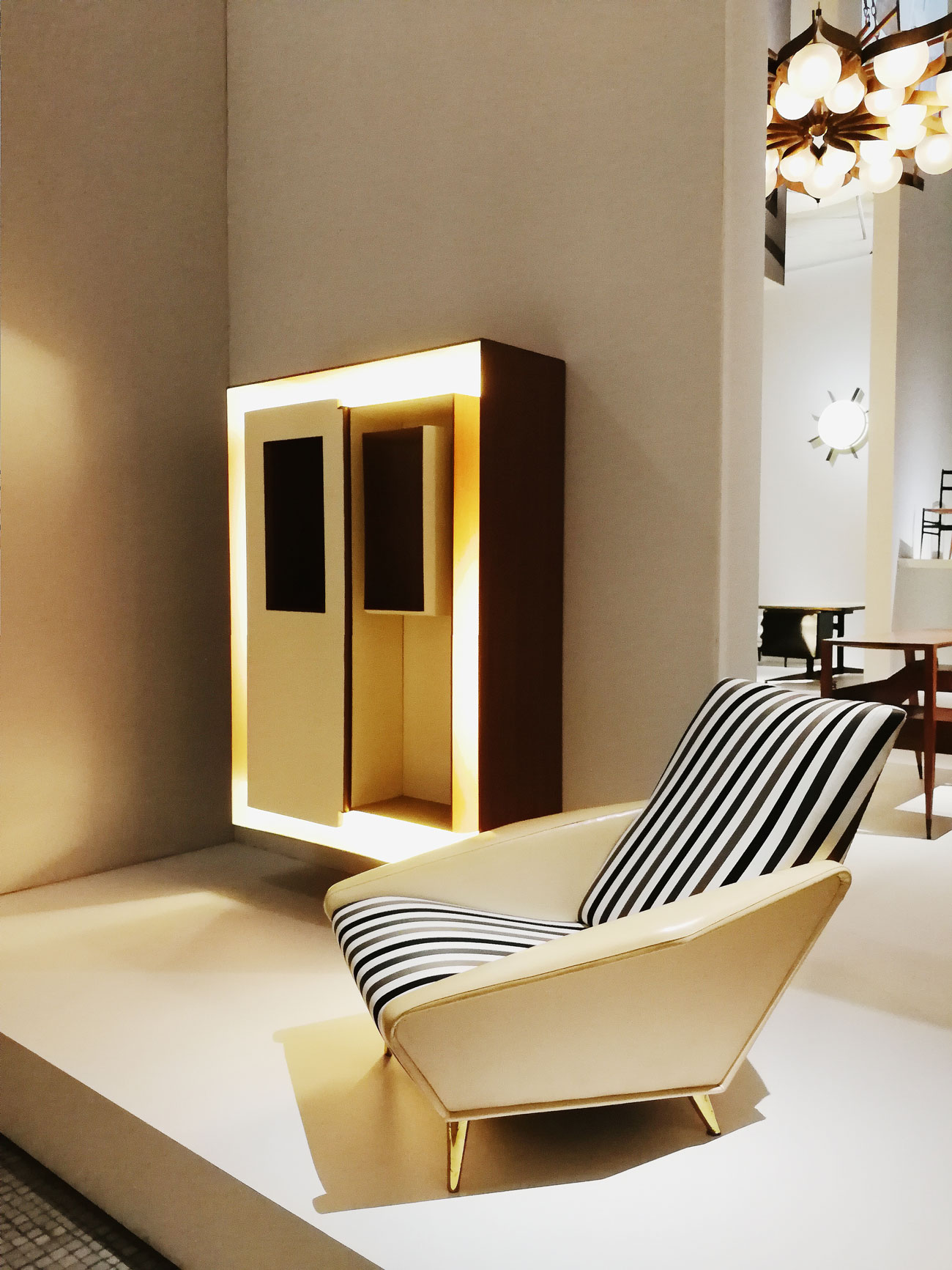 Design Father's - Gio Ponti Legacy Celebrated in Paris - www.AuthenticInterior.com INTERIOR DESIGN BLOG&STUDIO