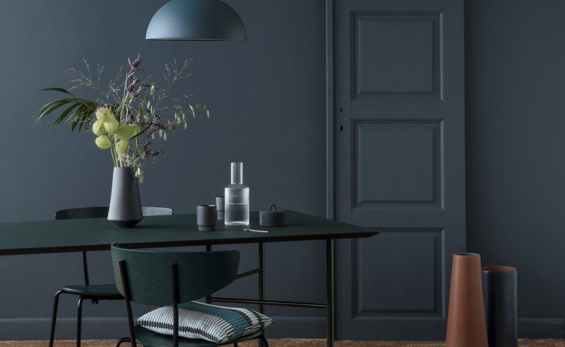 THE HOME of Ferm Living in Copenhagen And New Collection