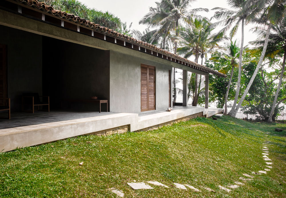 Enjoy Raw Luxury Design And Slow Holidays In This Airbnb In Sri Lanka