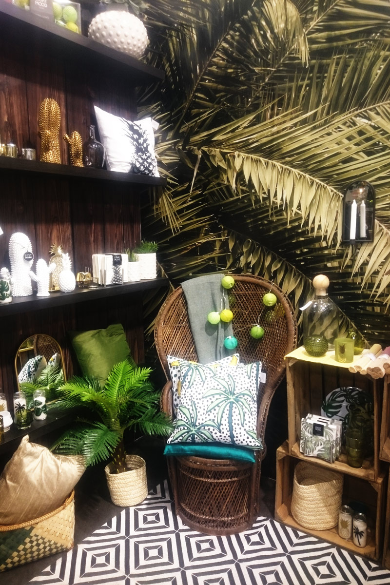 Interior design trends 2018 blog authentic interior jungle interior maison&objet