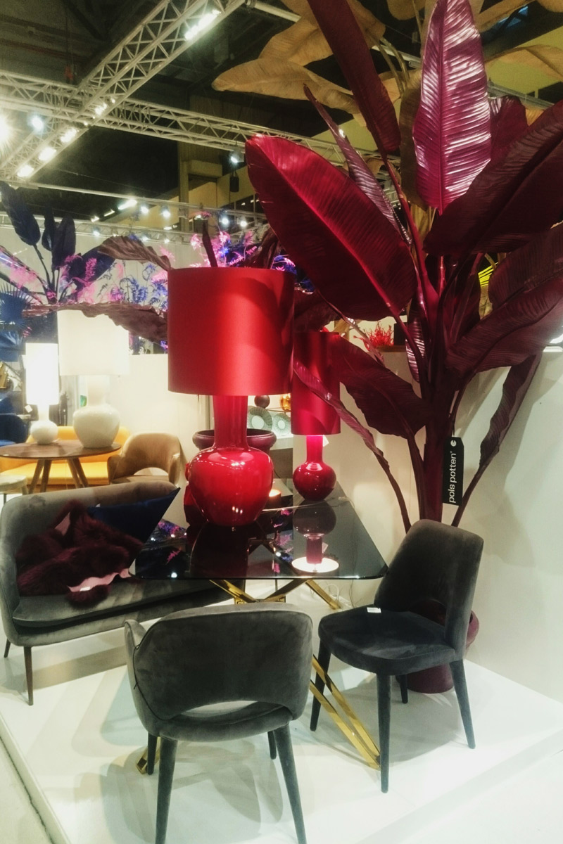Interior design blog authentic interior maison&objet