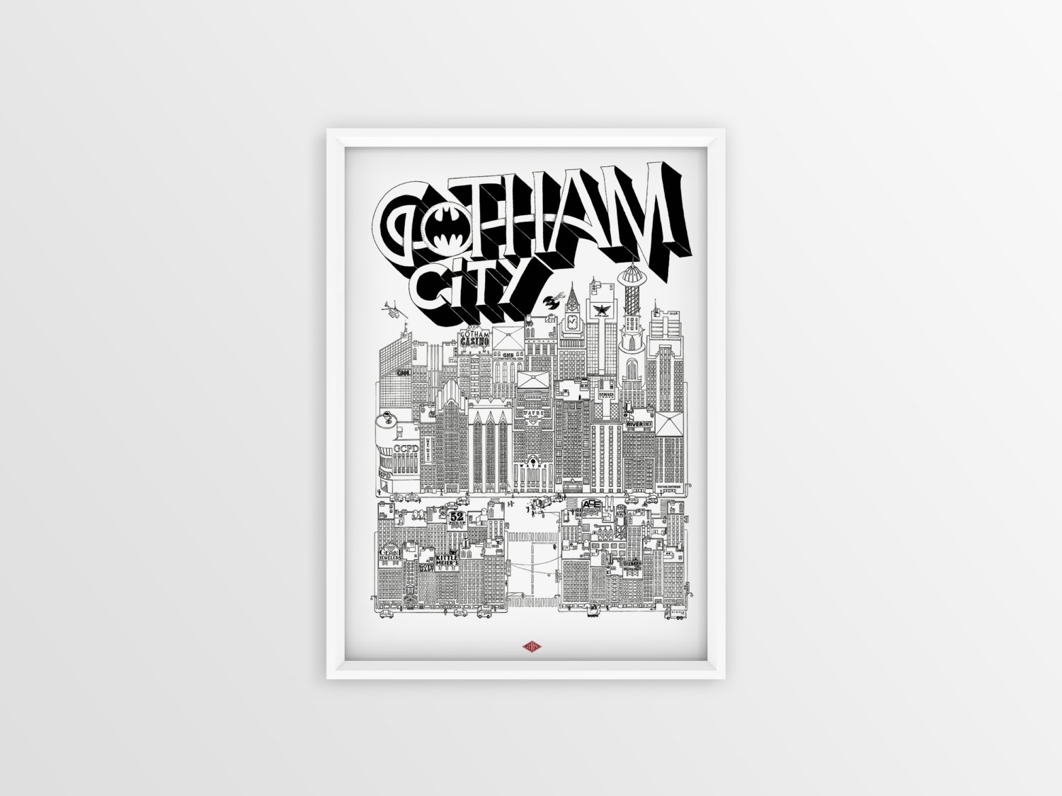 Art Prints For Travellers and Architecture Lovers