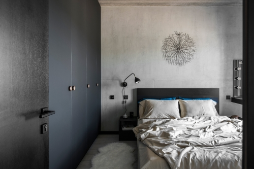 modern apartment in Vilnius, Lithuania - Interior design blog&studio www.AuthenticInterior.com