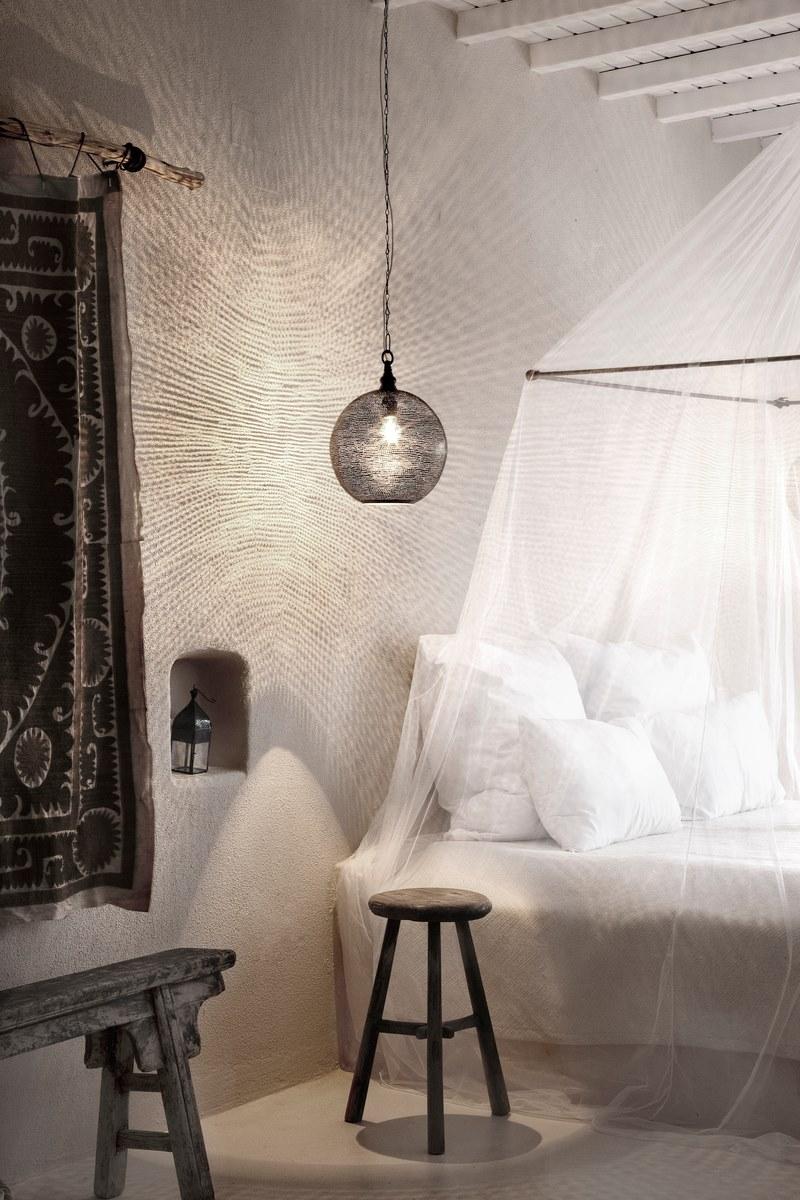 San Giorgio - Boho Luxury Hotel in Mykonos Authentic Interior design blog 4