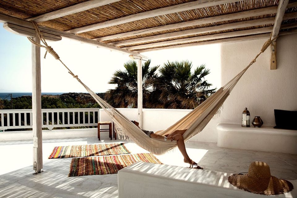 Design Stay On My Bucket List – « San Giorgio » Boho Luxury Hotel in Mykonos