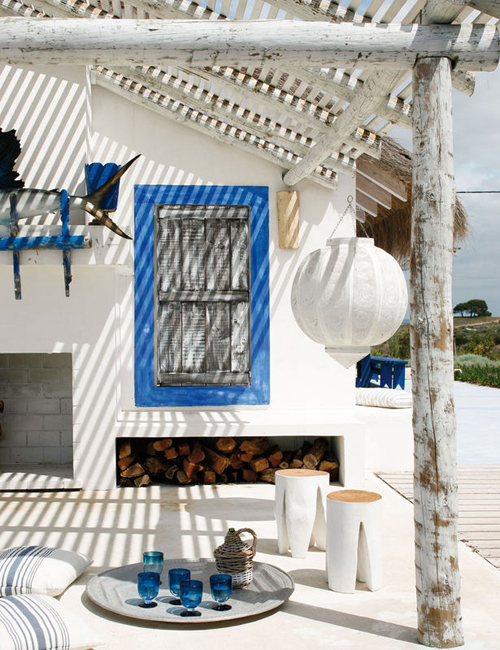 Stunning Summer Home in Portugal To Spend Your Days In