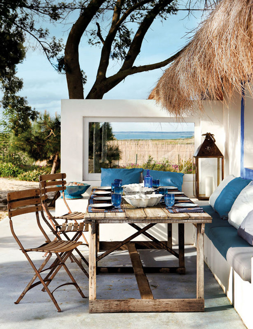 Stunning Summer Home in Portugal To Spend Your Days In - Authentic Interior Blog