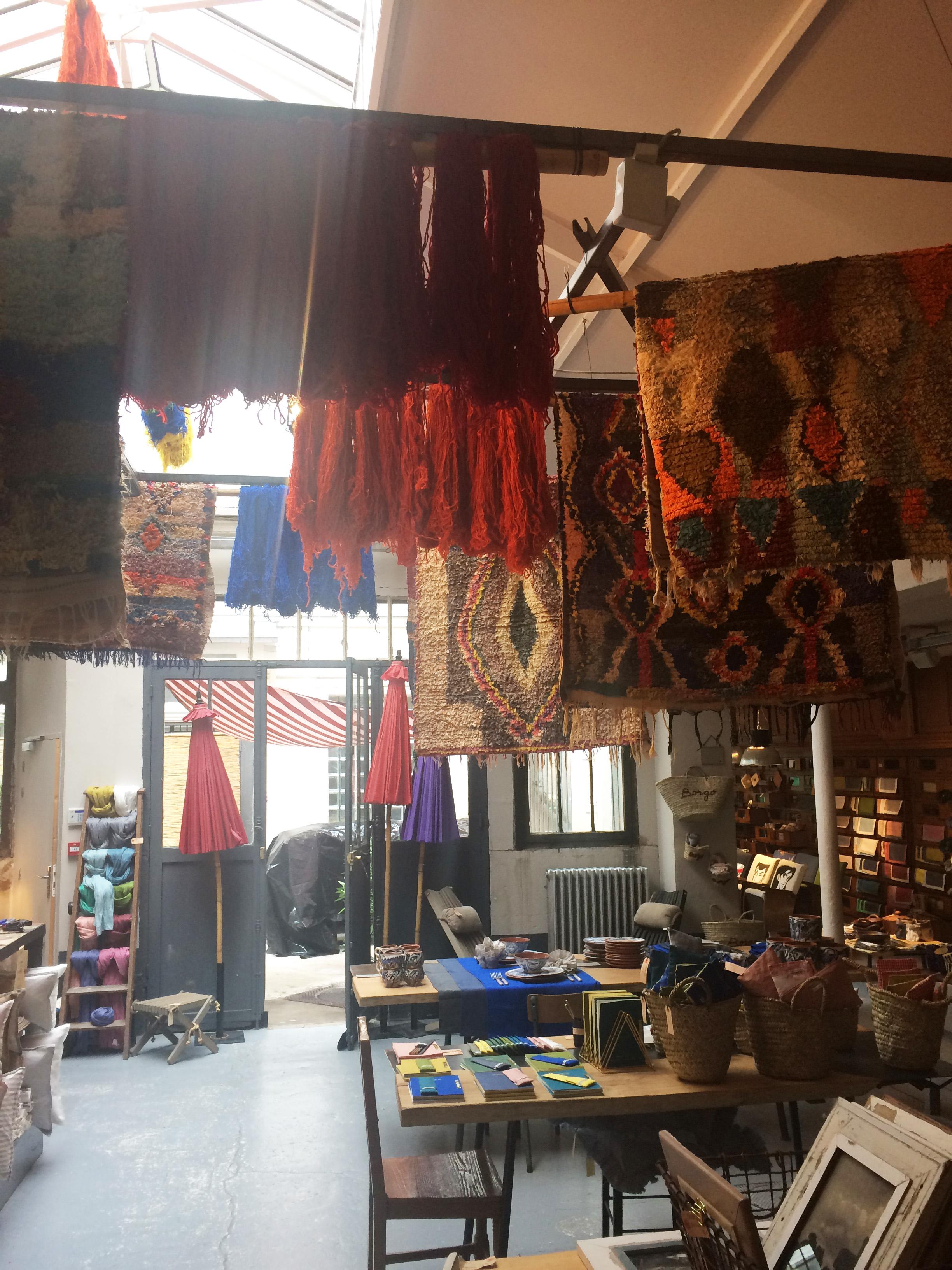 Borgo delle tovaglie Top Interior Stores In Paris Worth Visiting authentic interior