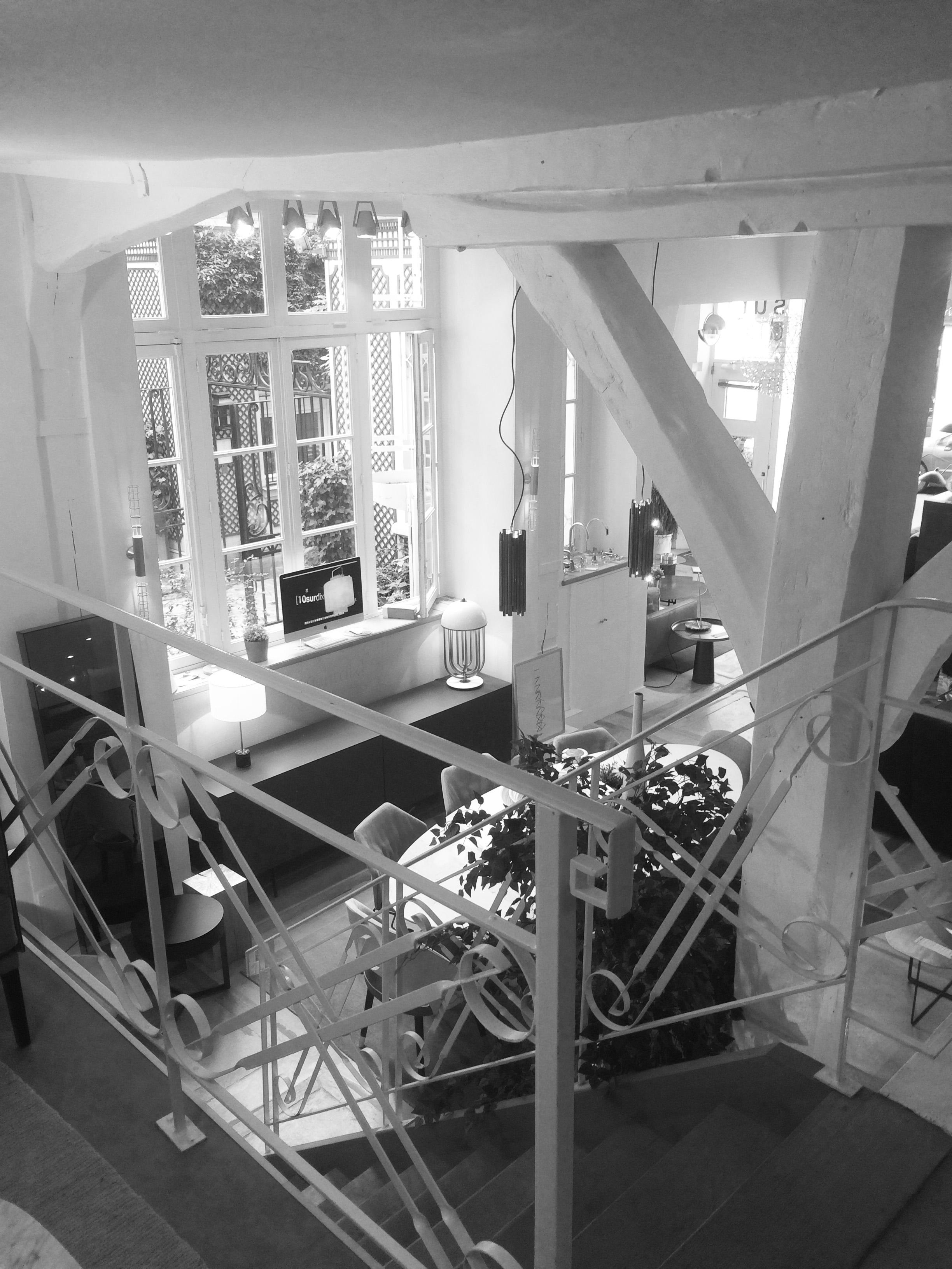 10sur10 Top Interior Stores In Paris Worth Visiting authentic interior