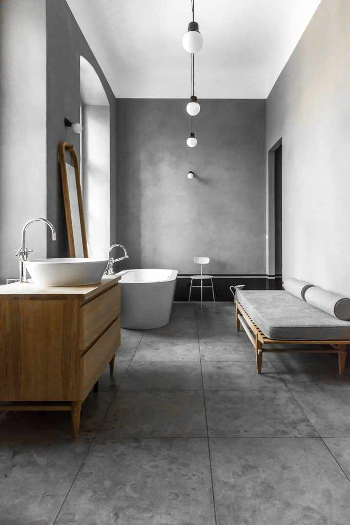 YOUR GUIDE TO BLISSFUL SPA BATHROOM UPDATE - Authentic Interior Blog
