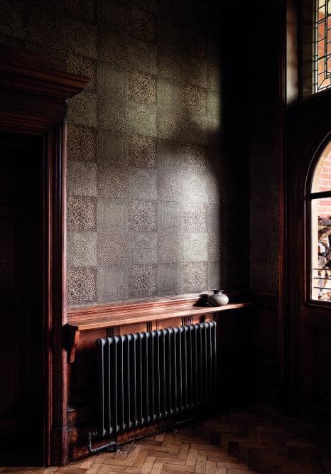Authentic Interior Design Blog Moroccan Inspired Home New Cole&Son Wallpaper Collection bazaar