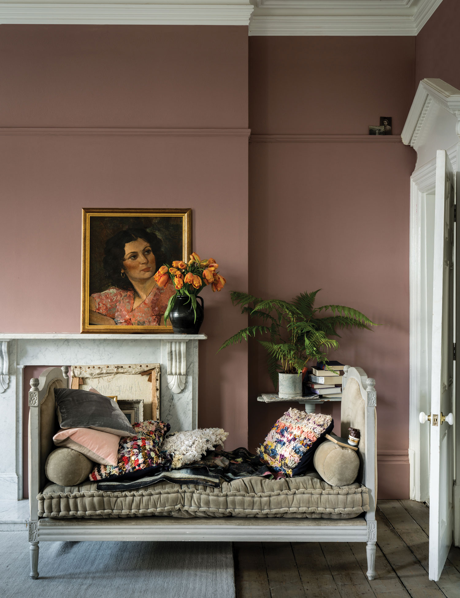 These New Farrow&Ball Colours Will Make You Forget White - AUTHENTIC INTERIOR DESIGN BLOG www.AuthenticInterior.com