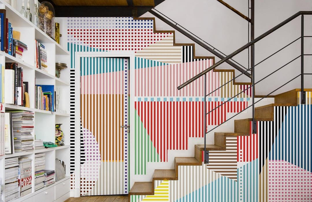 Design Made In France – You Need To See These Beautiful Wall Murals