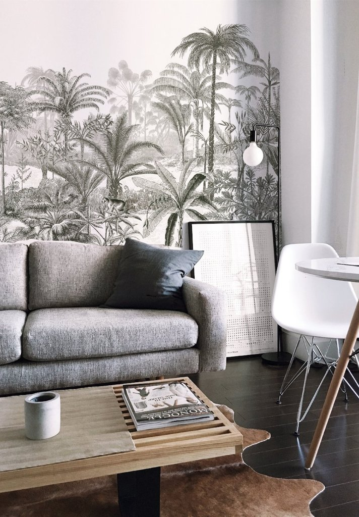 Design Made In France - Exquisite Panoramic Wall Murals For Your Next Interior Renovation