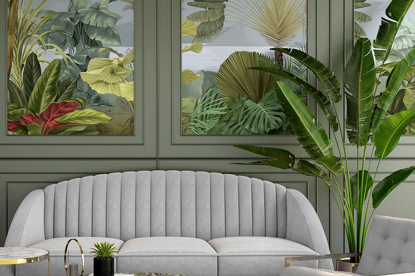 Design Made In France – You Need To See These Beautiful Panoramic Wall Murals
