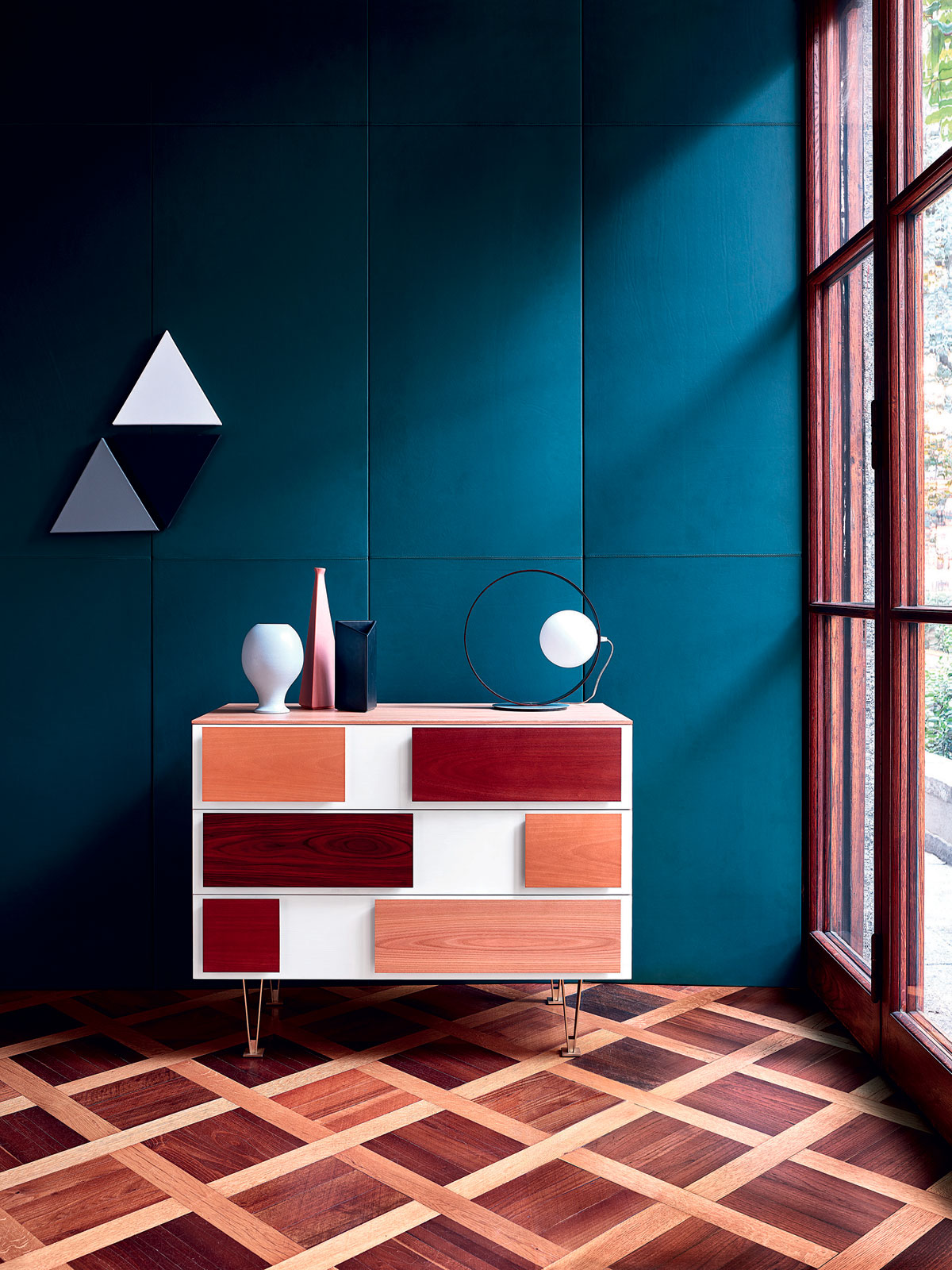 Design Galleries Not To Be Missed In Paris - Gio Ponti 5 - www.AuthenticInterior.com DESIGN BLOG