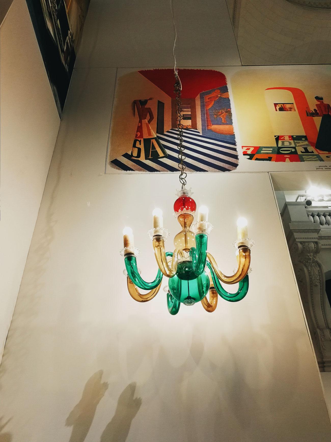 Design Father's - Gio Ponti Legacy Celebrated in Paris - www.AuthenticInterior.com INTERIOR DESIGN BLOG&STUDIO