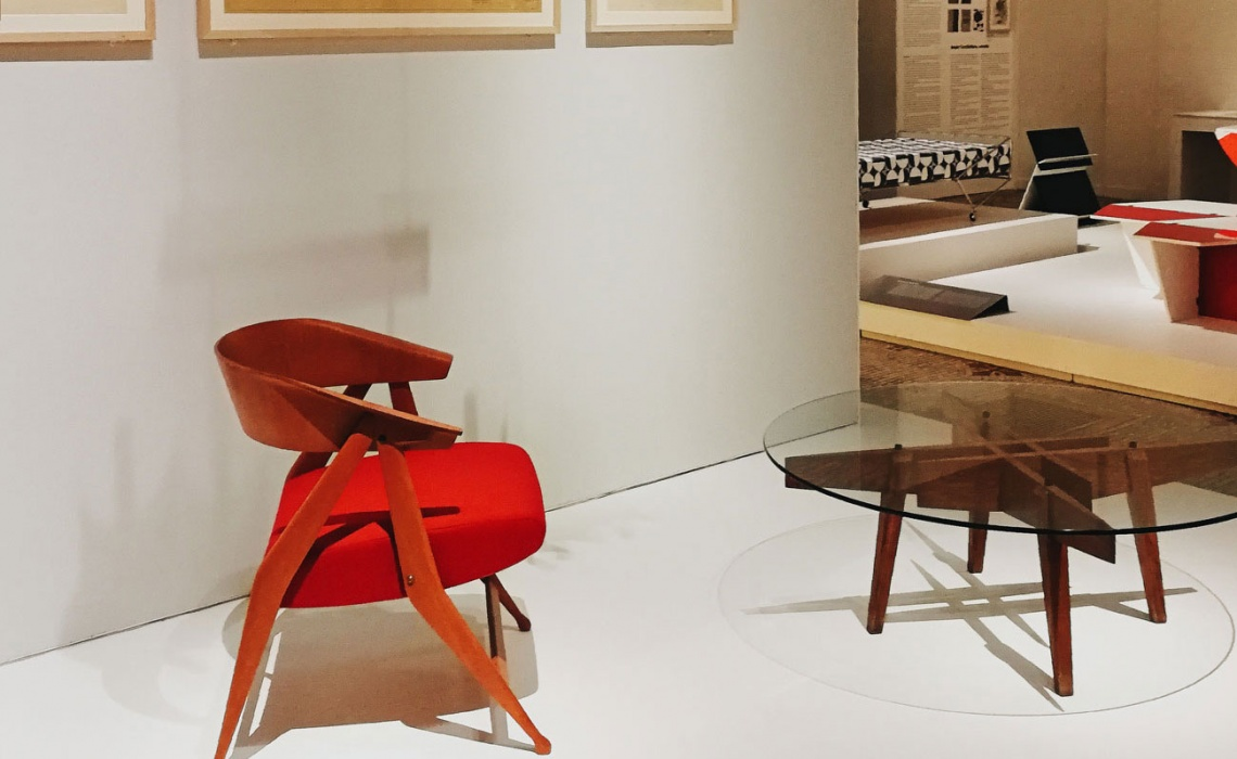 Design Father's – Gio Ponti Legacy Celebrated in Paris