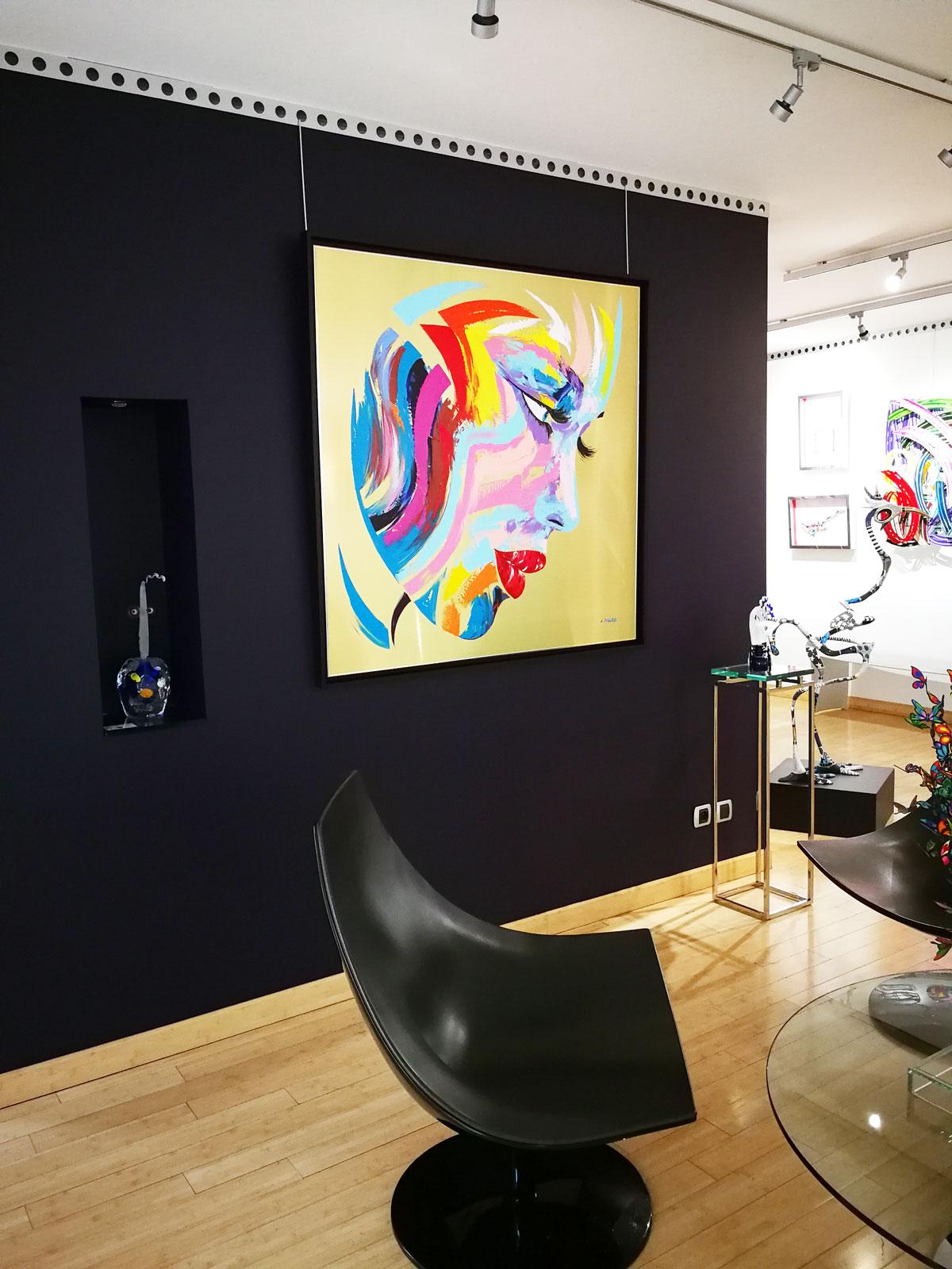 Escape Paris Beautiful Interior Design Showrooms In Lyon: Nuances et Lumiere - www.AuthenticInterior.com INTERIOR DESIGN BLOG
