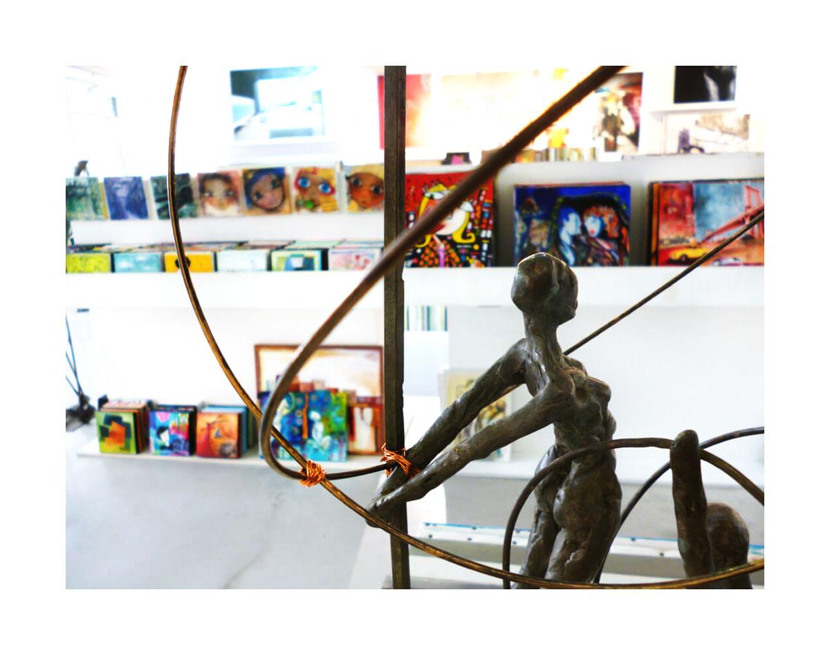 Escape Paris Beautiful Interior Design Showrooms In Lyon: Artup Deco - www.AuthenticInterior.com INTERIOR DESIGN BLOG