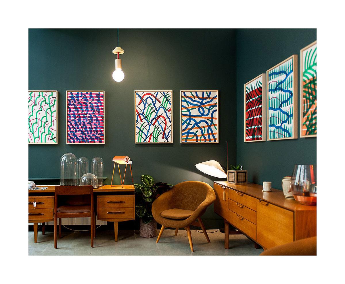 Escape Paris Beautiful Interior Design Showrooms In Lyon: L'oeil Vintage - www.AuthenticInterior.com INTERIOR DESIGN BLOG.jpg