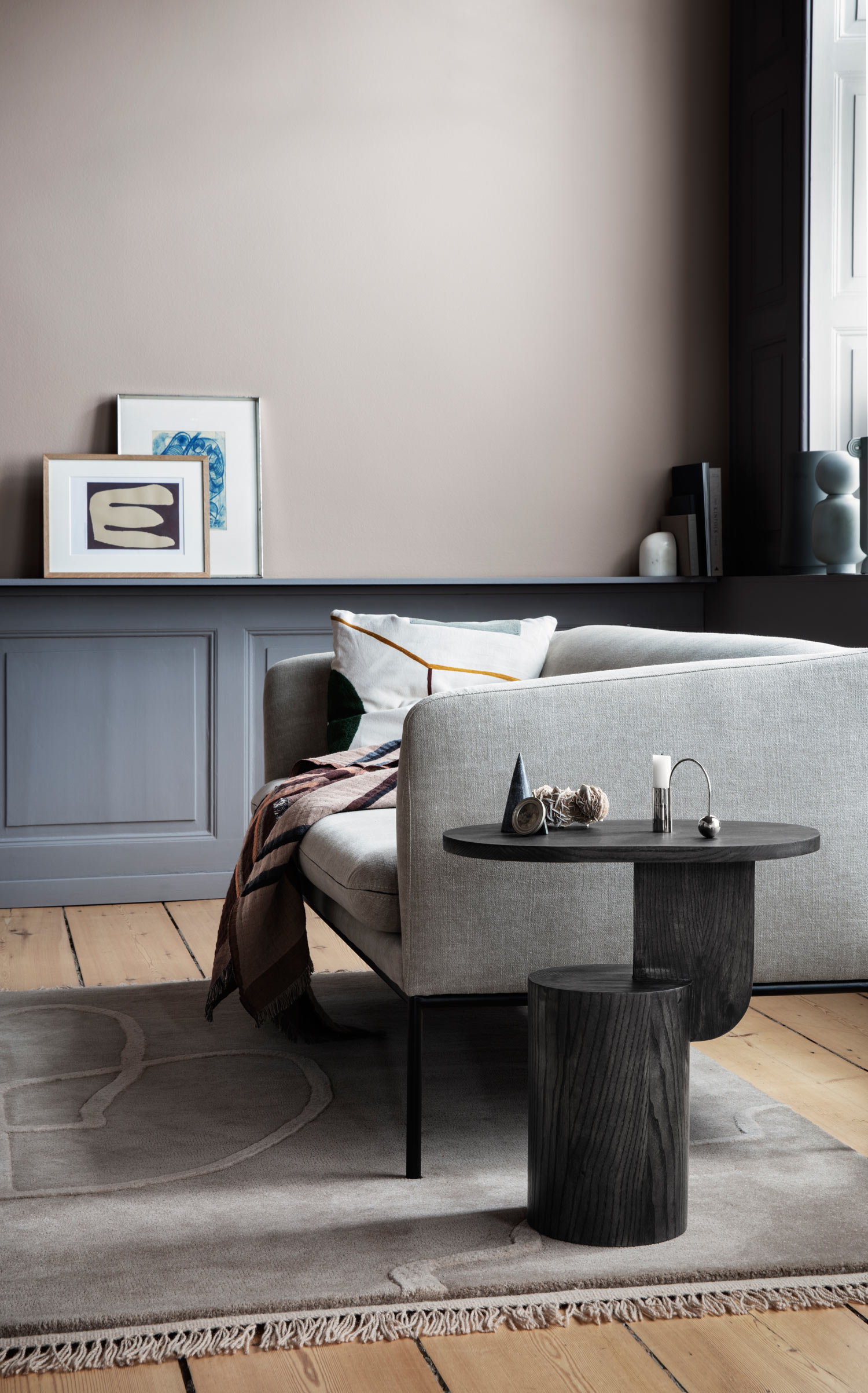 THE HOME of Ferm Living in Copenhagen And New Collection - AUTHENTIC INTERIOR design studio & blog