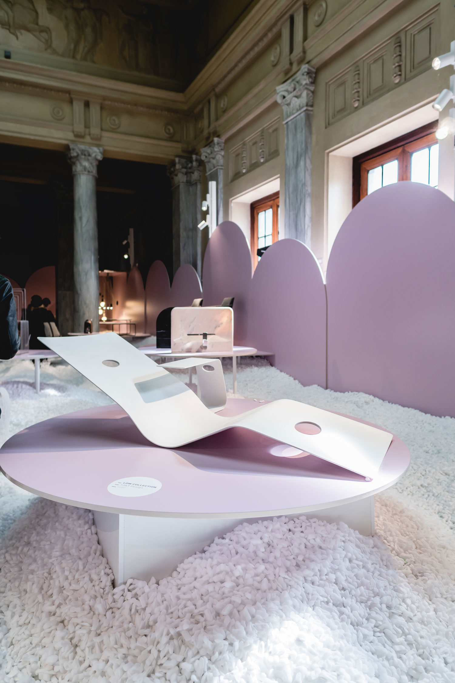 Best installations seen during Milan design week 2019 - Austrian Design - Pleasure & Treasure