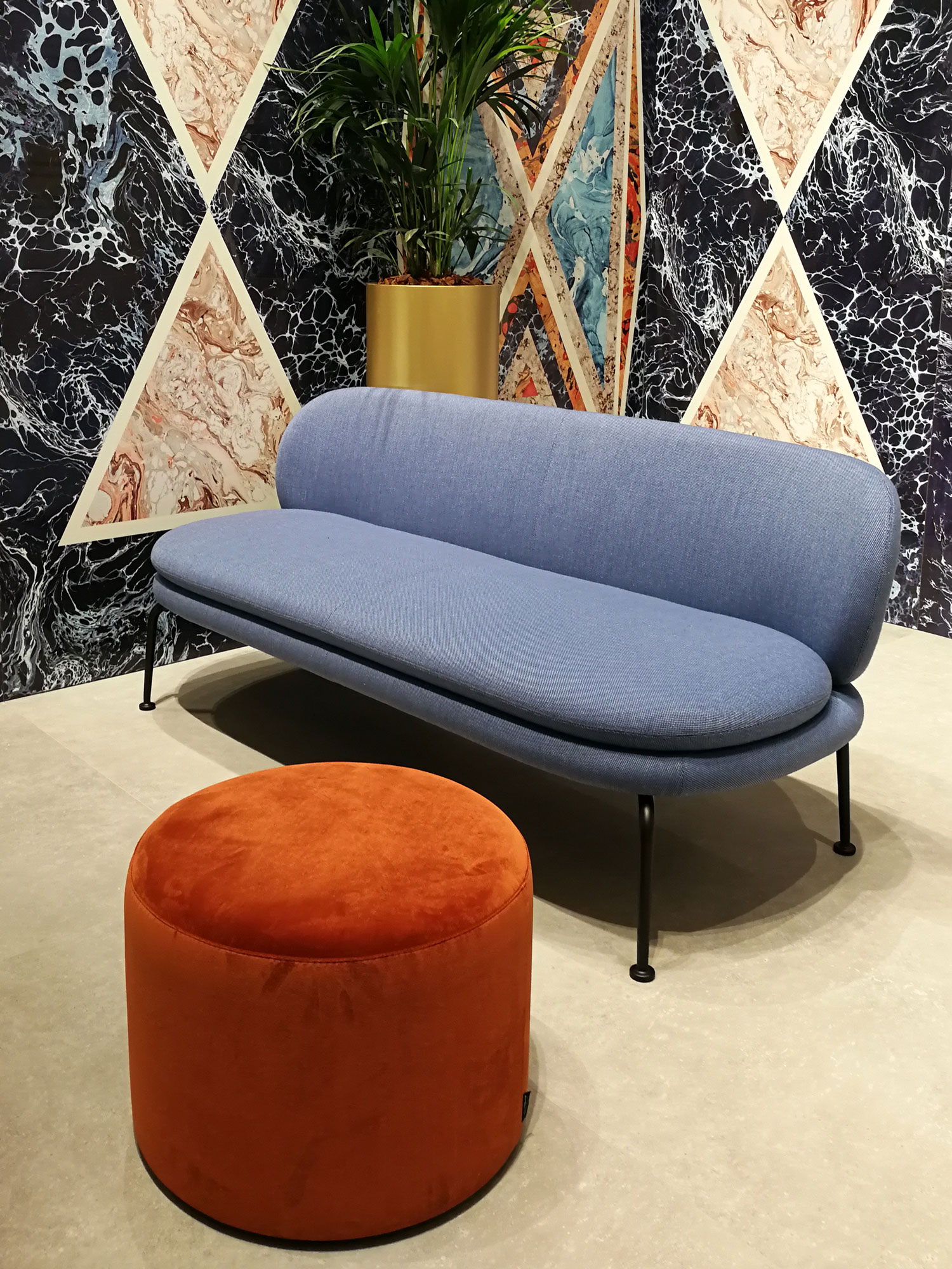 Curves and round shapes - new interior trend for 2019 and 2020