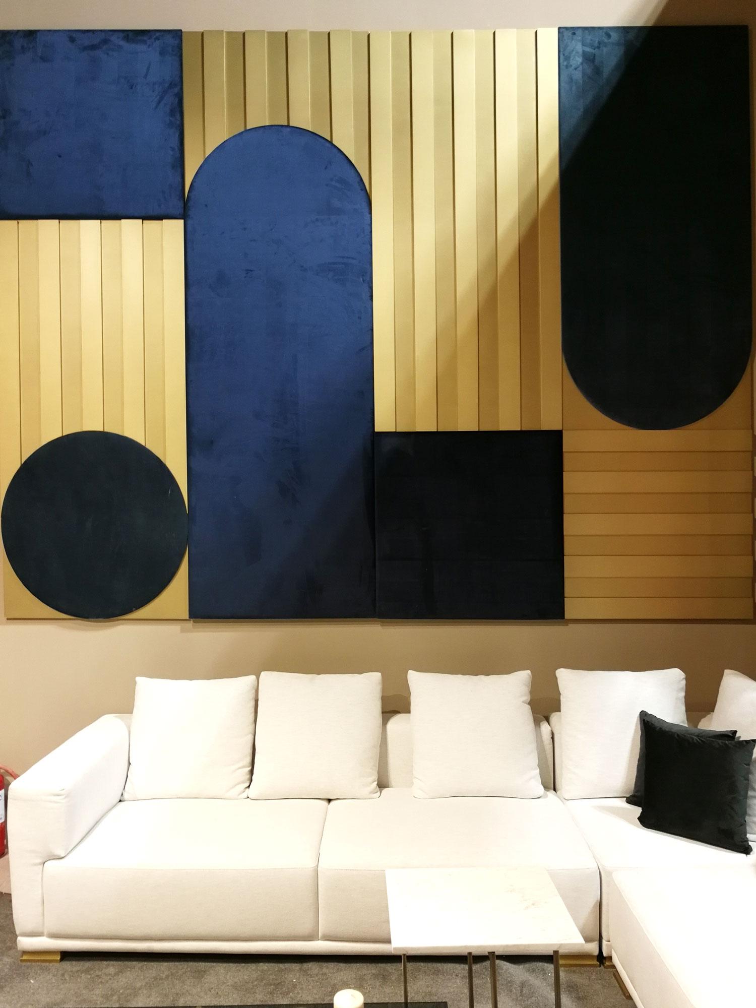 Curves and round shapes - new interior trend for 2019 and 2020 - www.AuthenticInterior.com DESIGN STUDIO & BLOG