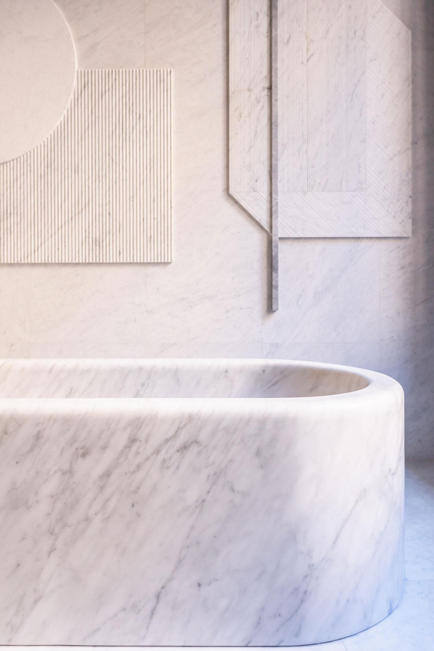 Interior design trends for 2020 - Marble interior trend - Authentic Interior design studio & blog www.authenticinterior.com