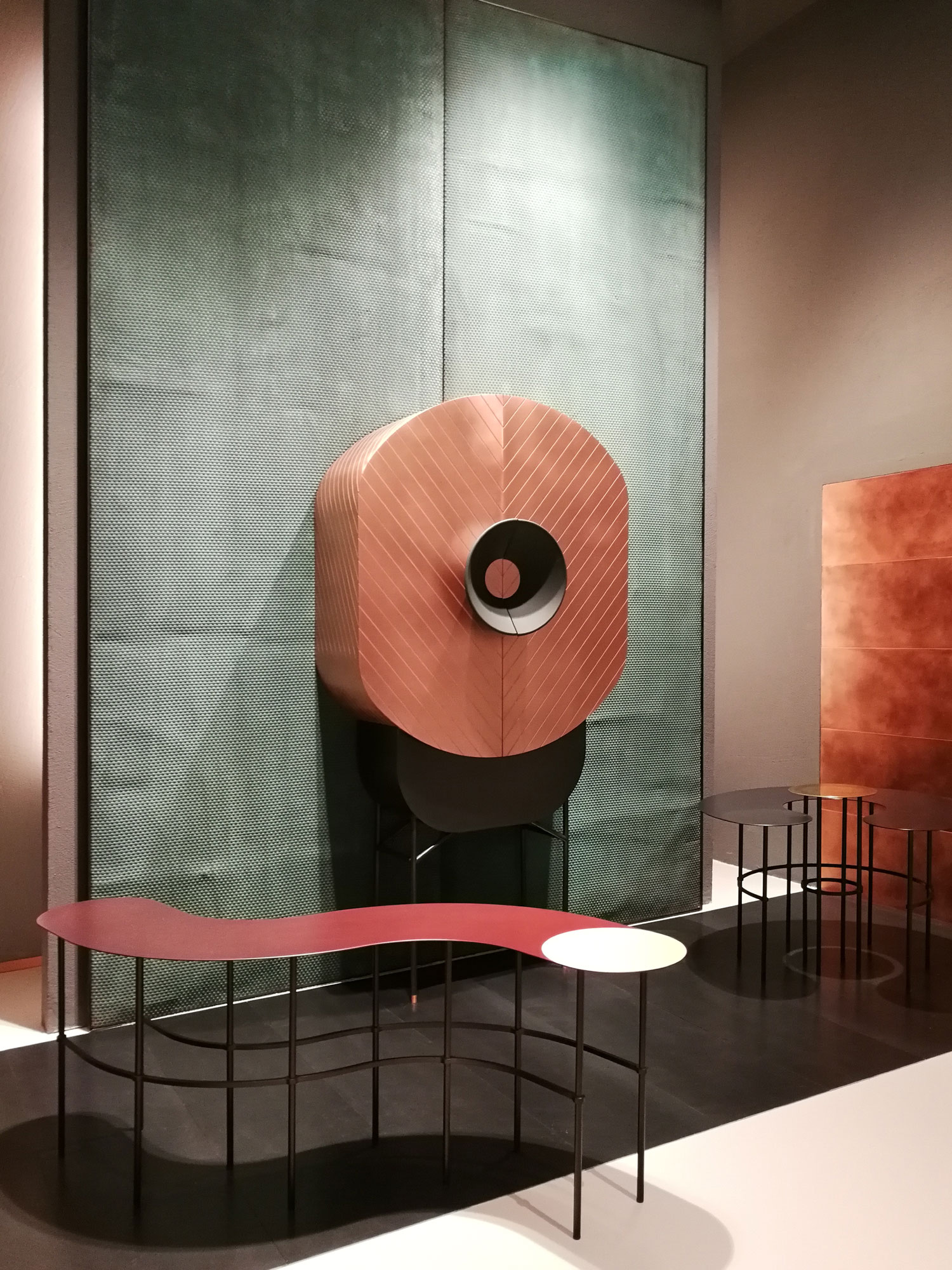 Interior design trends for 2020 - Metals interior trend - Authentic Interior design studio & blog www.authenticinterior.com