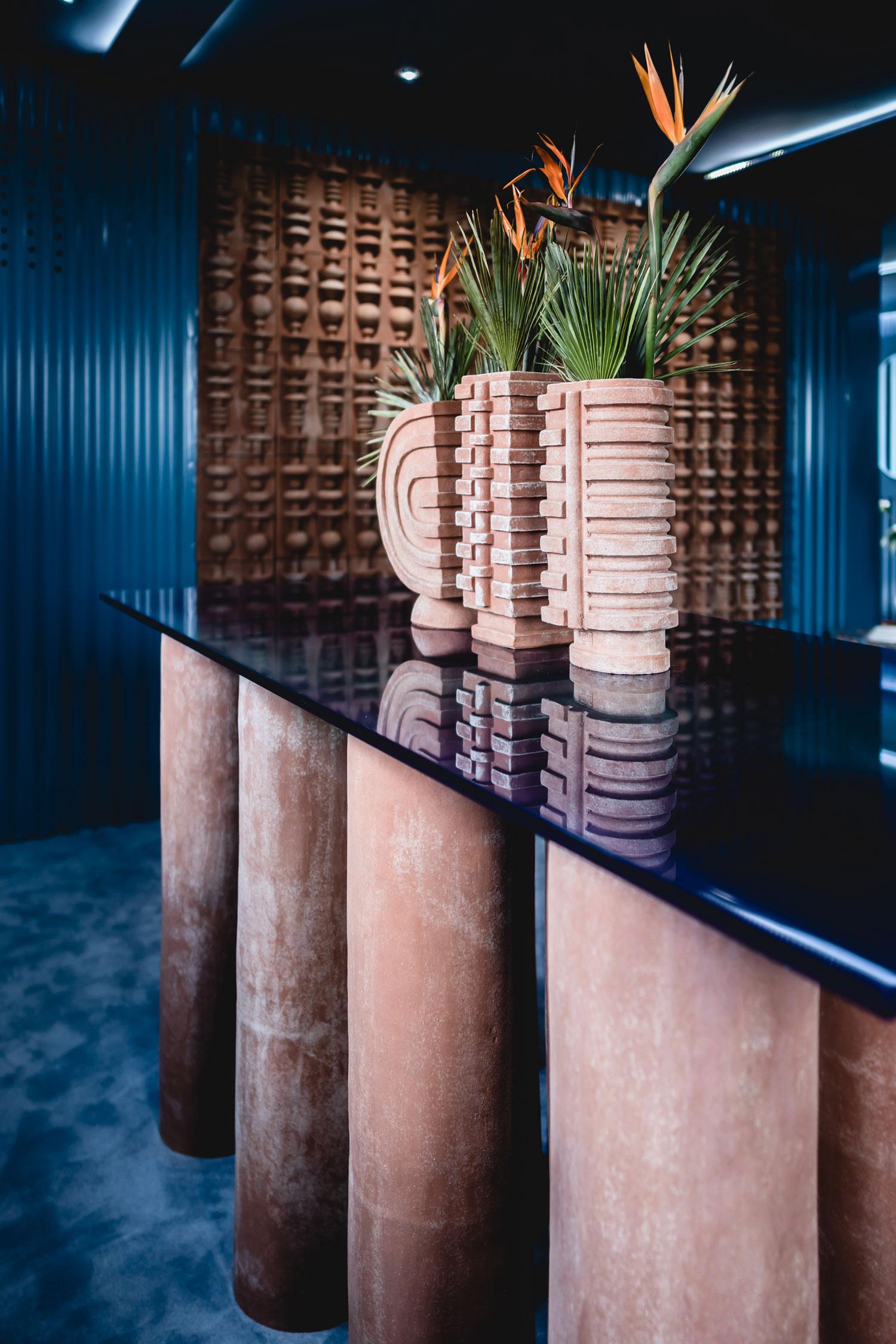 Interior design trends for 2020 - Terracotta interior trend - Authentic Interior design studio & blog www.authenticinterior.com