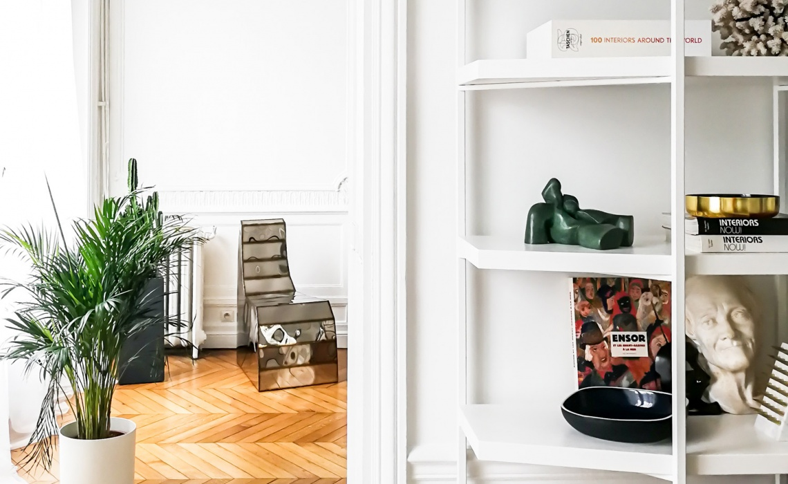 Discover Design And Collectibles In This Understated Luxury Parisian Interior
